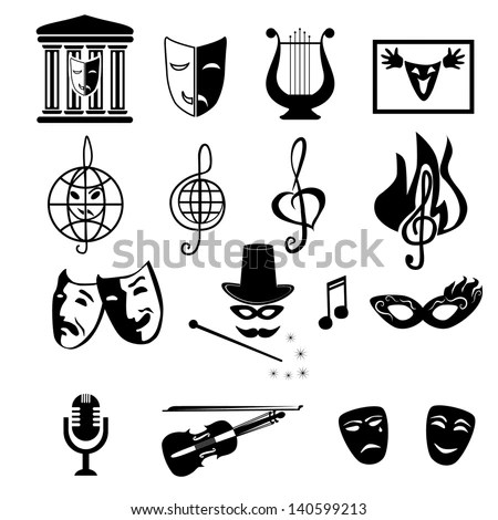 Acting Icon Stock Images, Royalty-Free Images & Vectors