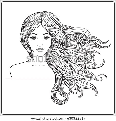 Face Outline Stock Images, Royalty-Free Images & Vectors