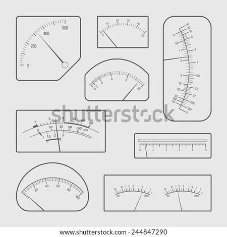 Digital Meter Panel, Digital, Free Engine Image For User