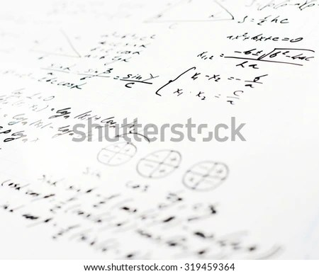 Math Paper Stock Images, Royalty-Free Images & Vectors