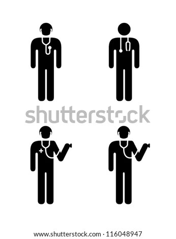 Medical Pictogram Stock Images, Royalty-Free Images