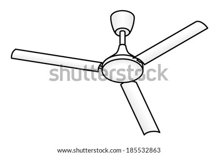 Ceiling Fan Blades Stock Images, Royalty-Free Images