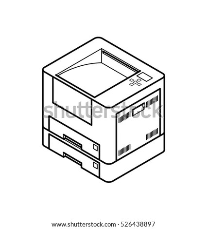 Laser Printer Stock Images, Royalty-Free Images & Vectors