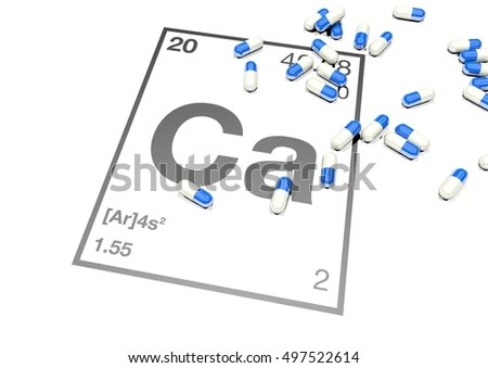 Calcium Stock Photos, Royalty-Free Images & Vectors