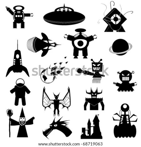 Wizard Icon Stock Images, Royalty-Free Images & Vectors
