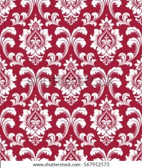 Damask Wallpaper Stock Images, Royalty-Free Images ...