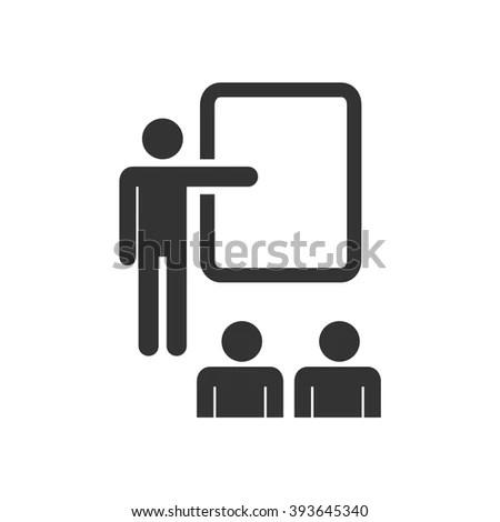 Demonstration Icon Stock Images, Royalty-Free Images