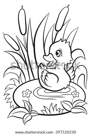 Kids Coloring Pages Stock Photos, Images, & Pictures