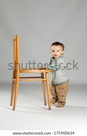 wooden chair with arms for toddler lazy boy office staples maros bauer's portfolio on shutterstock
