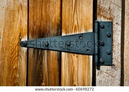 wood door hinges