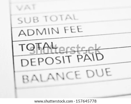 Purchase Order Form Stock Photos, Purchase Order Form