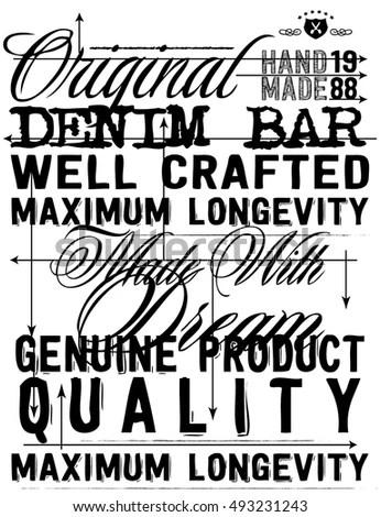Slogan Stock Photos, Royalty-Free Images & Vectors
