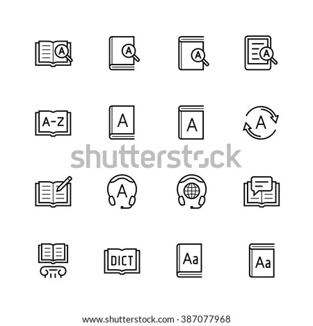 Vocabulary Stock Photos, Royalty-Free Images & Vectors