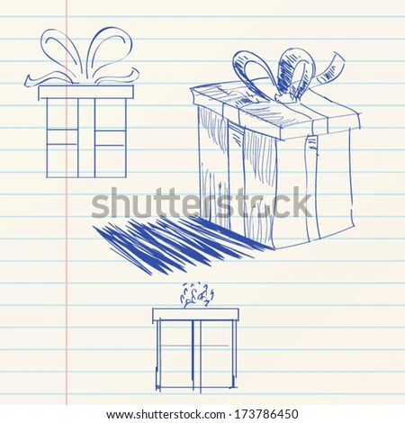 3D Gift Boxes Vector Icons Download Free Vector Art