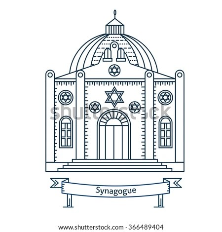 Synagogue Stock Photos, Royalty-Free Images & Vectors