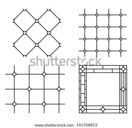 Stained Glass Cross Stock Images, Royalty-Free Images