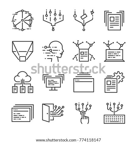 Intelligence Icon Stock Images, Royalty-Free Images