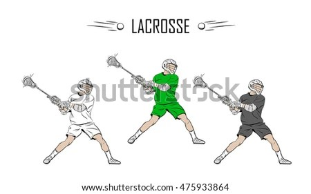 Lacrosse Stock Images, Royalty-Free Images & Vectors