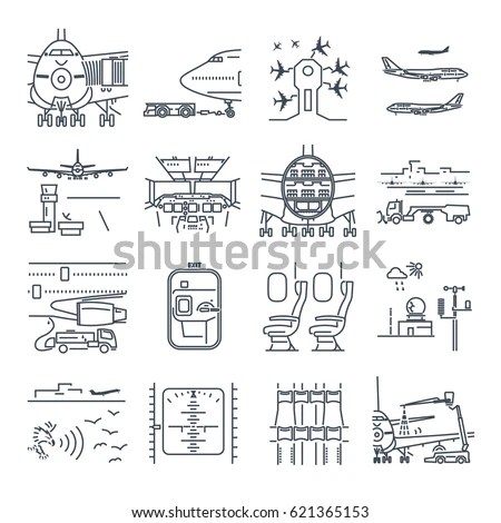 Taxiway Stock Images, Royalty-Free Images & Vectors