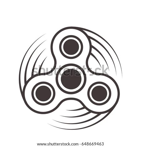 Spinner Icon Vector Stock Images, Royalty-Free Images