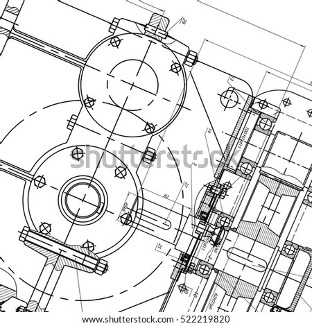 Mechanical Engineering Drawing Engineering Drawing