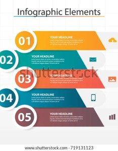 Business timeline process chart infographics template vector banner used for presentation and workflow layout diagram also stock rh shutterstock