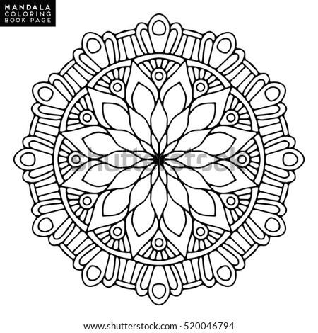 Mandala Stock Photos, Royalty-Free Images & Vectors