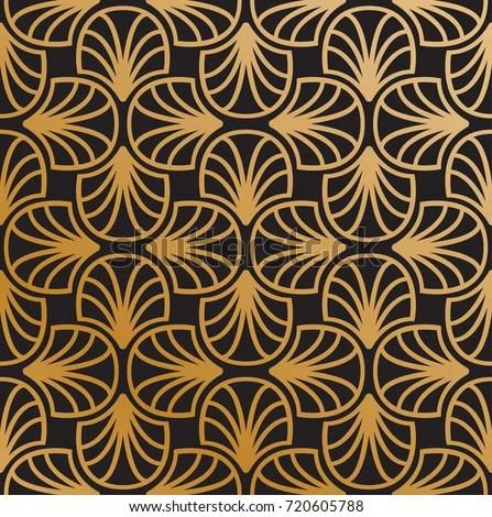 Art Deco Patterns Designs