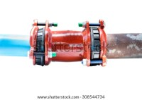 Pipe Joint Stock Images, Royalty