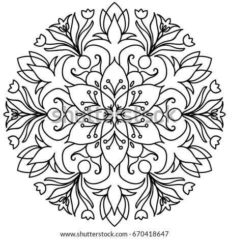 Mandala Stock Images, Royalty-Free Images & Vectors