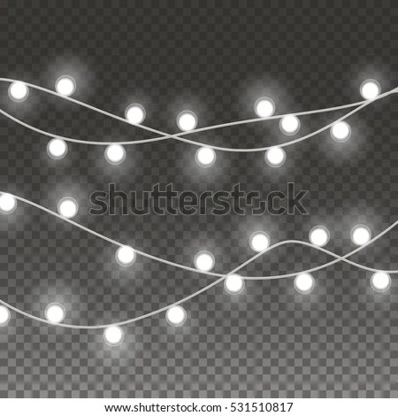 s search string lights
