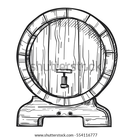 Barrel Wood Stock Images, Royalty-Free Images & Vectors