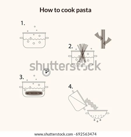 Pasta Numbers Stock Images, Royalty-Free Images & Vectors