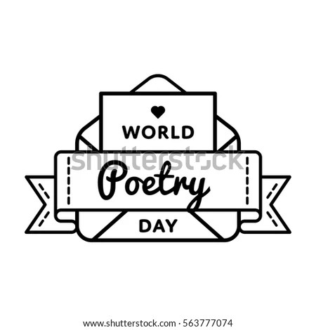 Poetry Day Stock Images, Royalty-Free Images & Vectors