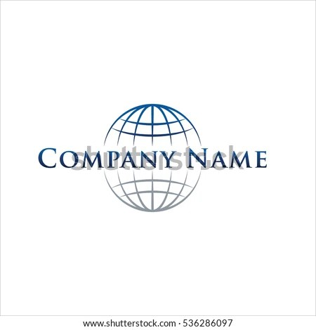 Globe Logo Stock Images, Royalty-Free Images & Vectors
