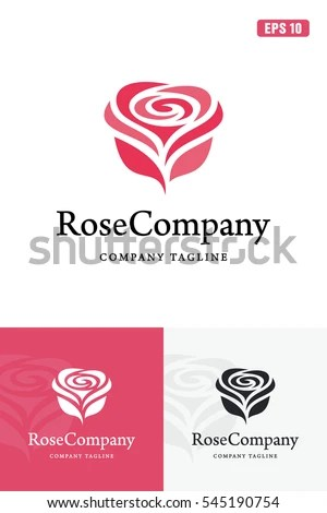 Rose Logo Stock Images. Royalty-Free Images & Vectors   Shutterstock