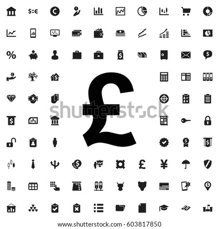 Pound Icon Stock Images, Royalty-Free Images & Vectors