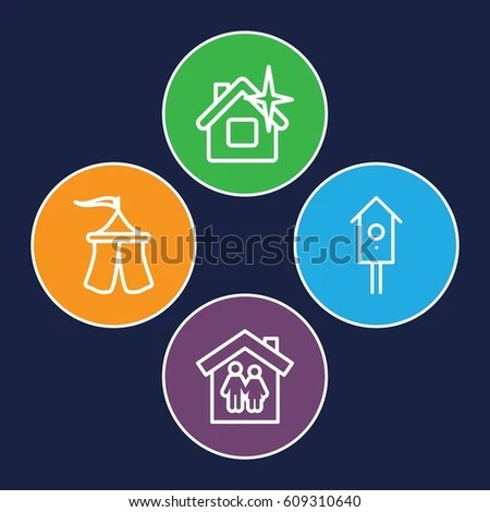 Shelter Icon Stock Images Royalty Free Images Amp Vectors