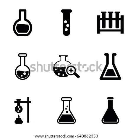 Laboratory Icon Stock Images, Royalty-Free Images