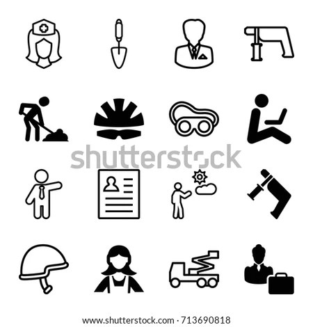Car Safety Belt Icons Baby Car Stock Vector 121903696