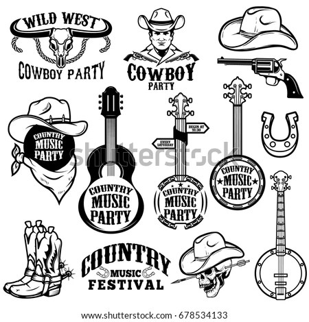 Country Music Stock Images, Royalty-Free Images & Vectors