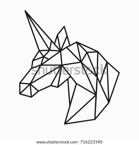 Unicorn Stock Vector Illustration Of Unicorn Fantasy