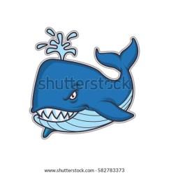 whale angry shutterstock killer skull vector bones teeth close
