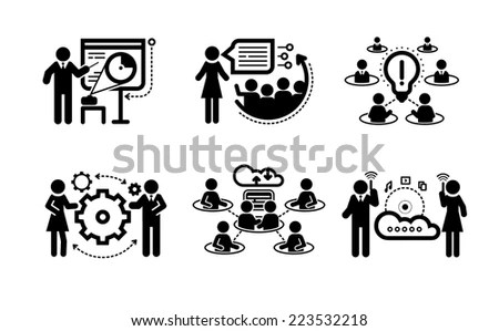 Staff Meeting Stock Images, Royalty-Free Images & Vectors