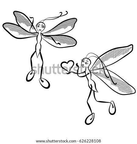 Download Dragonfly Heart Stock Images, Royalty-Free Images ...