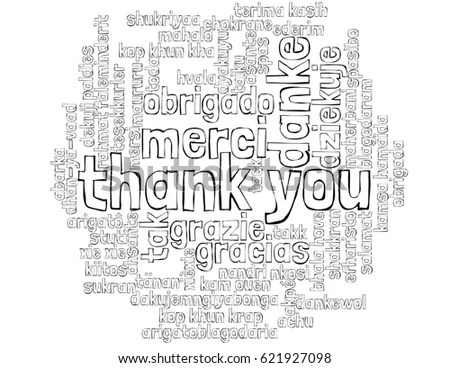 Many Thanks Stock Images, Royalty-Free Images & Vectors