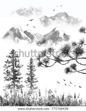Natural Scene Stock Images, Royalty-Free Images & Vectors