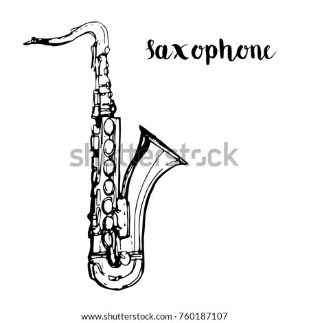Saxophone Stock Images, Royalty-Free Images & Vectors