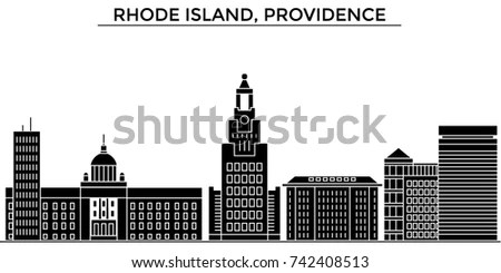 Providence Skyline Stock Images, Royalty-Free Images