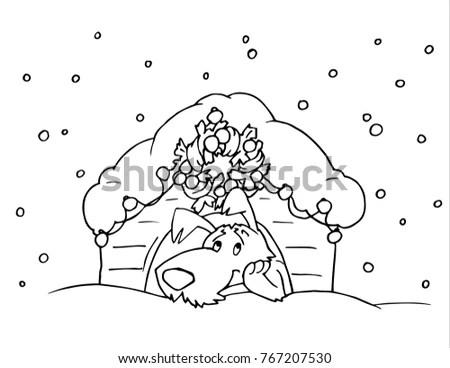 Santa Claus Reindeer And Lights Santa Sleigh And Reindeer